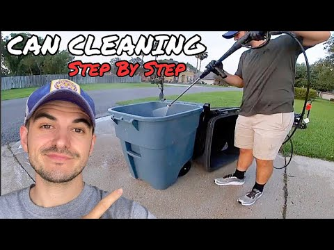 HOW TO START A CAN CLEANING BUSINESS (STEP BY STEP)