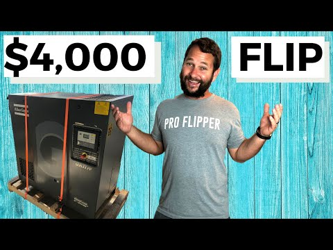 $4,000 Flip Of The Week! ($333 Turned Into $4K!)