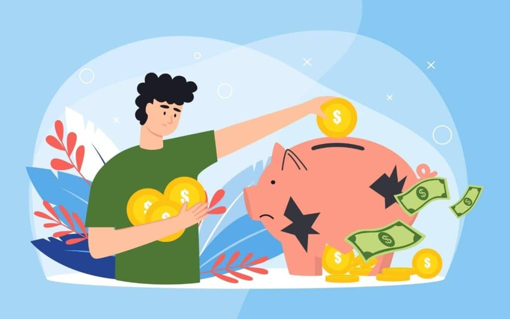 11 Reasons You Cant Save Money For Sht