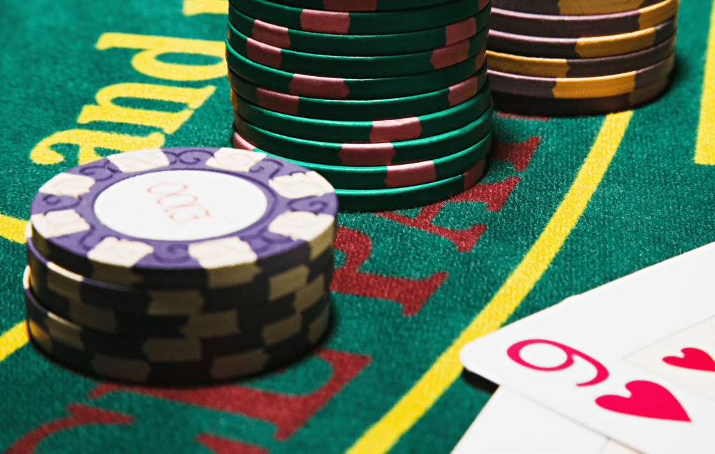 habits of successful people don't gamble