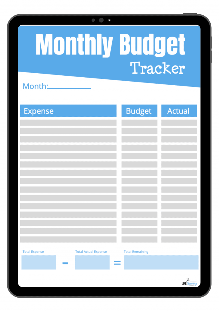 monthly-budget-tracker