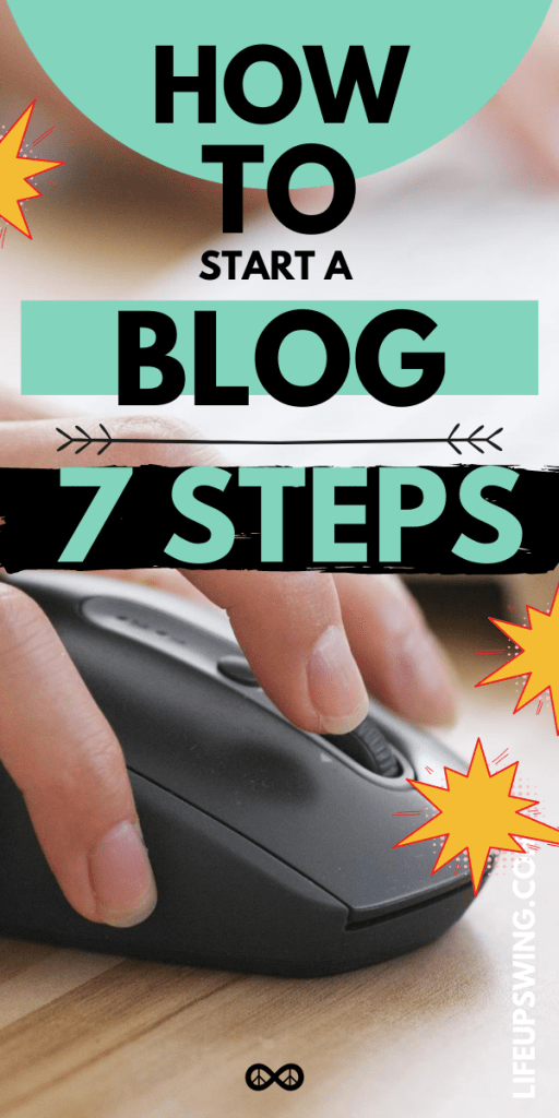 steps to blog