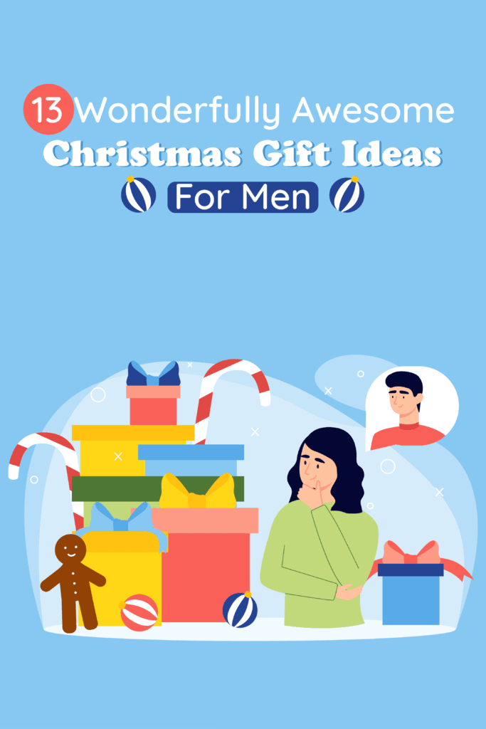 13 Wonderfully Awesome Christmas Gift Ideas For Men Pinterest