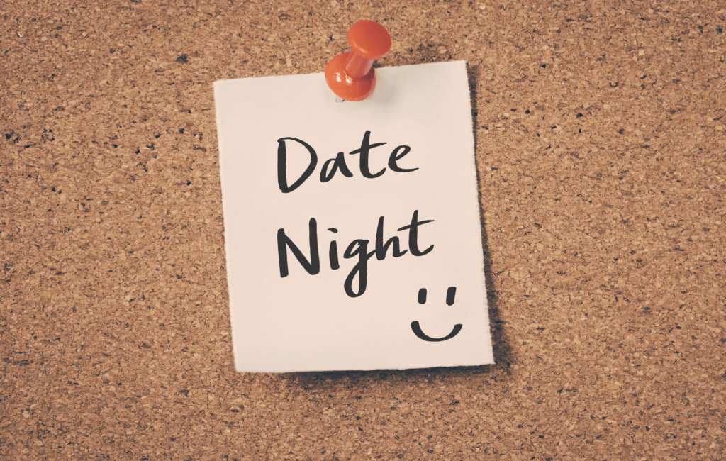 date night - drastically cut expenses
