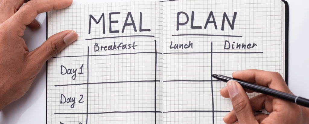 meal plan on a tight budget