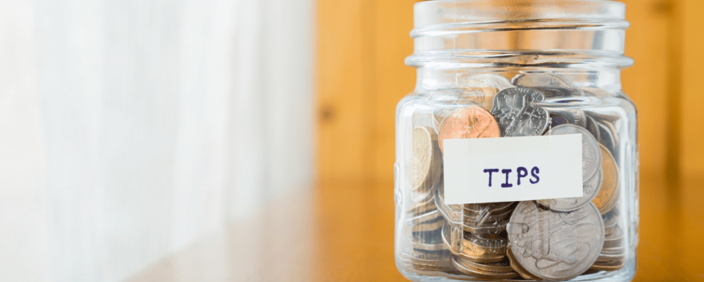 save money on a tight budget tips