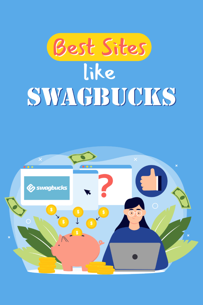 best Sites like Swagbucks - Pinterest