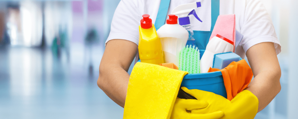 10. Cleaner-jobs where you work alone