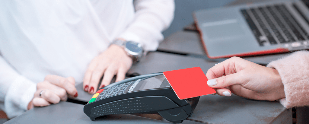 Paying With Gift Card Instead Of Cash