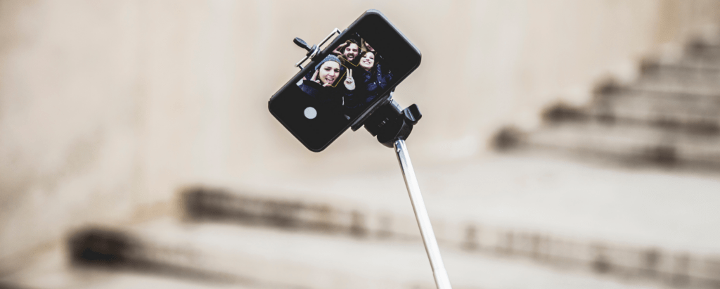 Selfie Apps and Websites - photos of yourself