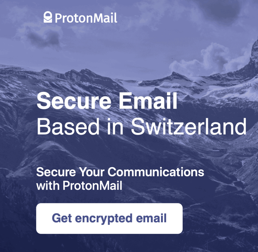 protonmail - stay safe Zoombucks review
