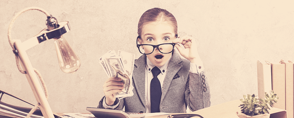 How To Make Money As A Kid Without Supervision