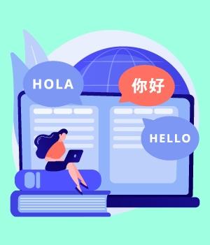 2.Know A Second Language Become A Translator!