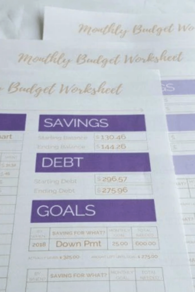 College Life Made Easy Free Budgeting Printables