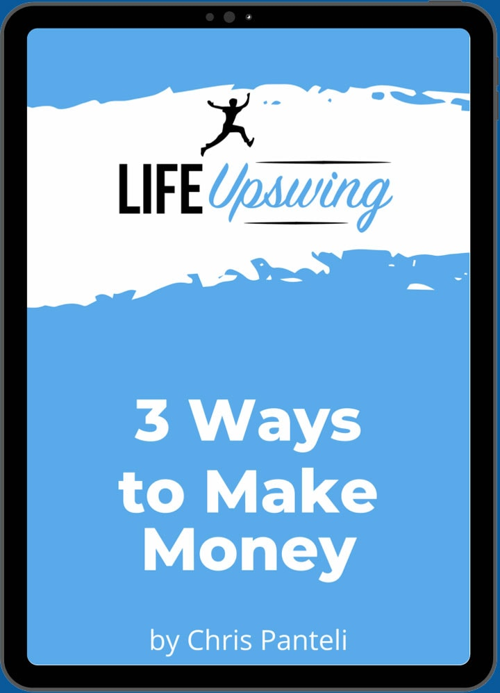 3 ways to Make Money eBook