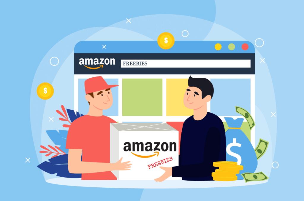 direct shipping amazon freebies