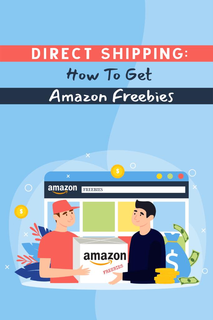 direct shipping amazon freebies - Pinterest