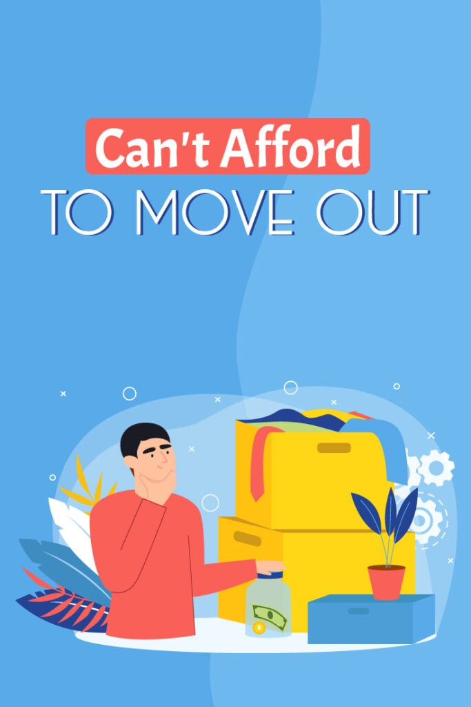 can't afford to move out - Pinterest
