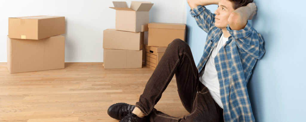 Finally Move Out on Your Own
