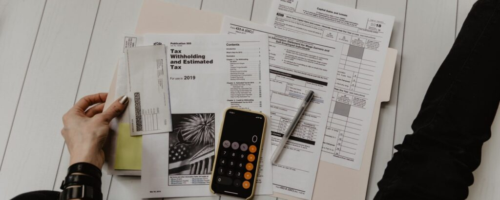 Become a freelance accountant or bookkeeper