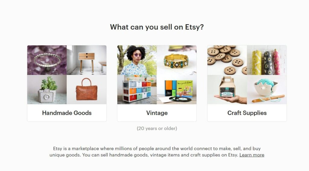 What Can You Sell On Etsy?